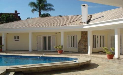 Casa Com 4 Dormitórios, 910 M² - Venda Por R$ 2.200.000,00 Ou Aluguel Por R$ 9.000,00/mês - São Paulo Ii - Cotia/sp - Ca0613