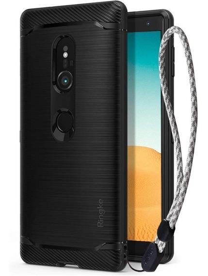 Case Ringke Onyx Funda Para Sony Xperia Xz2 Bumper