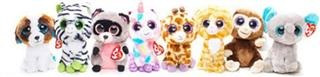 Peluches Ty Animales 14cm