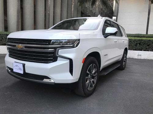 Chevrolet Tahoe Blindada Nivel 3