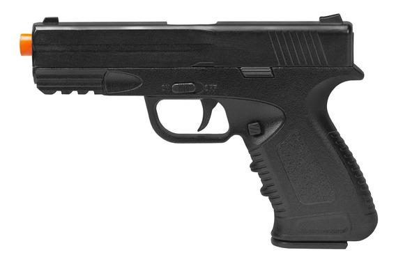 Pistola De Airsoft Spring G39 Full Metal 6mm - Galaxy