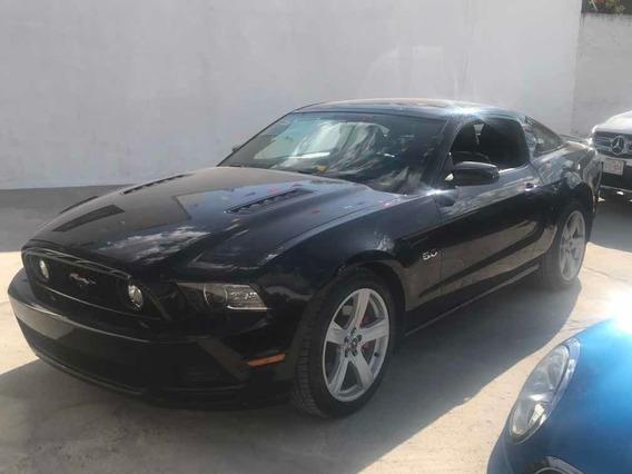 Ford Mustang 2013 5.0l Gt Glass Roof Qc Piel Mt