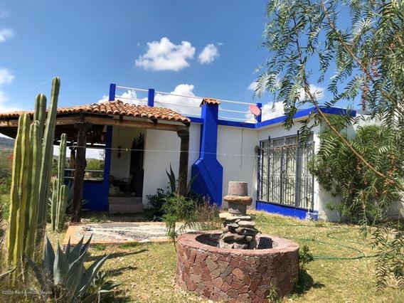 Casa En Renta En Ejido Tequisquiapan, Dolores Hidalgo, Rah-mx-20-3801