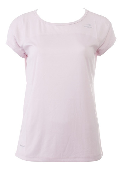Remera Topper Training C-rec Mujer Rs
