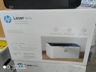Impresora Laser Negro Hp 107a ( No Utiliza Chip )