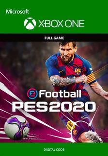 Pro Evolution Soccer 2020 (xbox One) (digital)