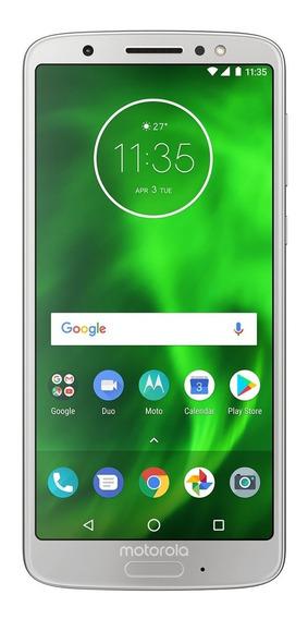 Celular Libre Motorola Moto G6 Plata 2536
