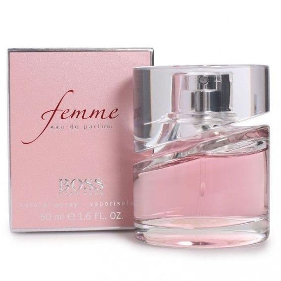 Perfume Hugo Boss Femme Edp 50ml