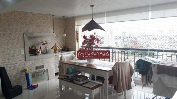 Apartamento Com 3 Dormitórios Para Alugar, 137 M² - Vila Rosália - Guarulhos/sp - Ap3079