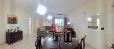 Casa Com 3 Dormitórios À Venda, 160 M² Por R$ 650.000 - Condomínio Campos Do Conde Ii Versailles - Caminho Novo - Tremembé/sp - Ca1470