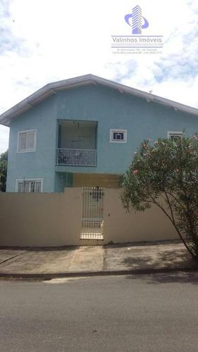 Casa À Venda, 180 M² Por R$ 570.000,00 - Jardim Santa Helena - Valinhos/sp - Ca0495