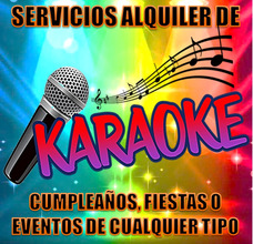 Alquiler De Karaoke Para Fiestas, Cumpleaños, Reuniones, Etc