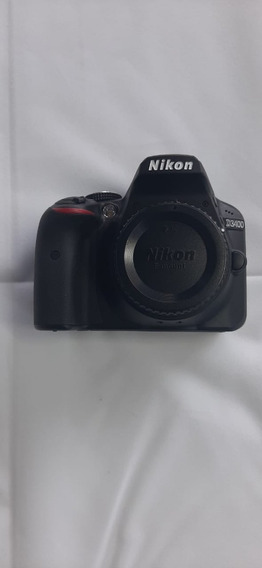 Camera Nikon D3400 + Lente 18-55 Vr