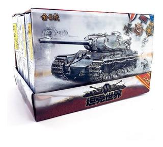 8 Tanques De Guerra Militar A Escala 1:72 Coleccionables