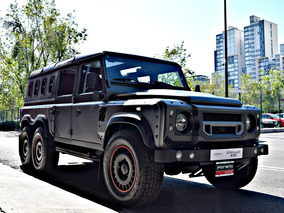 Land Rover Defender Chelsea Civilian 6x6 2018