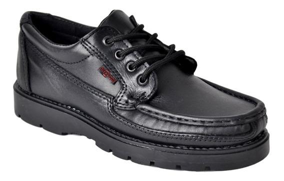 Zapato Clásico Hombre De Cuero Campus Art: 6820 Liviano