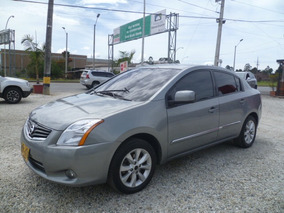 Nissan Sentra 2010 Gris Full Abs Airbag