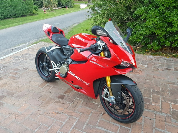 Ducati Panigale 1199s Con Accesorios(no Honda Cbr Yamaha R1)