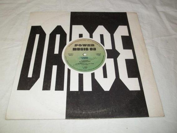 Lp Vinil Mix - Power Music 03 - 1995