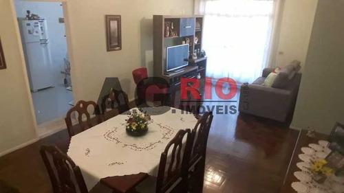 Apartamento-à Venda-vila Valqueire-rio De Janeiro - Vvap30241