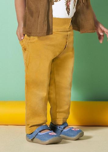Pantalones Amarillos Nina Andrea 1278590 Mercado Libre
