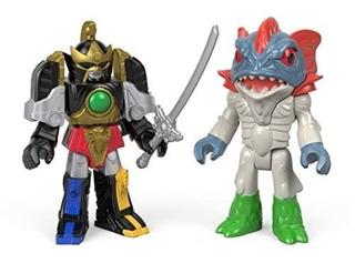 Juguete Fisher Price Imaginext Morphin Power Ranger Megazord
