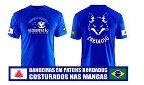 Camisa Azul Cruzeiro Cruzeirão Cabuloso Hexa Copa Do Brasil