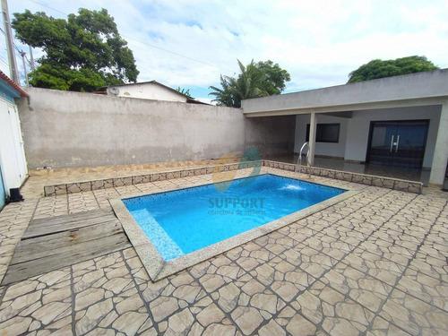 Imagem 1 de 30 de Casa No Portal Club 380 Mil Avista Guarapari-es- Support Corretora De Imóveis - Es - Ca0103_supp