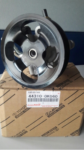 Bomba De Direccion Toyota Hilux / Kavak / Fortuner 4.0