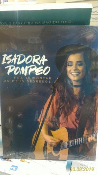 Superkit Isadora Pompeo Cdmusilesesions E Dvd