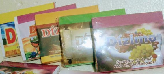 300 Envelopes Contribuição Dízimos E Ofertas Personalizado
