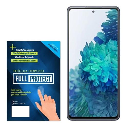 Imagem 1 de 7 de Película Hidrogel Anti Impacto Samsung Galaxy S20 Fe