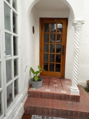Dos Casas En Terreno 369m2 / Remodelar - Construir Coyoacán