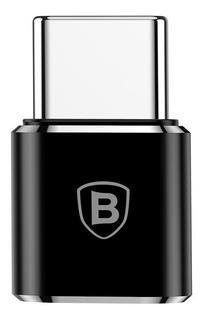 Adaptador Baseus Micro Usb Fêmea Para Type-c (usb-c) Macho