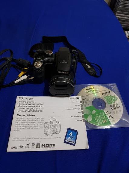 Câmera Digital Fujifilm Finepix S4500