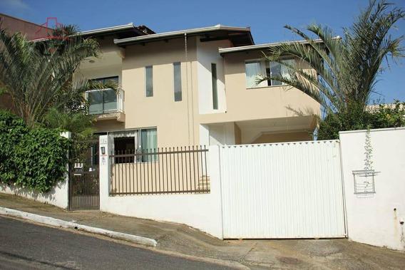 Casa Com 4 Dormitórios À Venda, 120 M² Por R$ 1.390.000 - Ariribá - Balneário Camboriú/sc - Ca0127