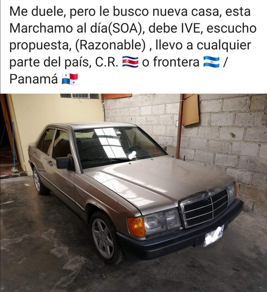 Mercedes-benz Clase E W201