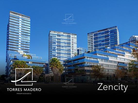 Zencity Impecable Depto De 1 Dormitorio En Venta, Piso Alto Con Cochera.