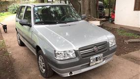 Fiat Uno 2013 5p Gnc Aa/ Dh /levantavidrios/cierre
