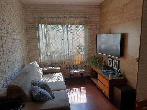 Apartamento À Venda, 58 M² Por R$ 235.000,00 - Vila Baeta Neves - São Bernardo Do Campo/sp - Ap2193