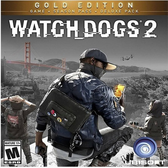 Watch Dogs 2: Gold Edition / Todas Dlc