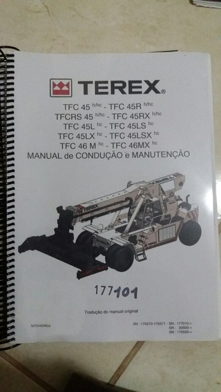 Manual E Catálogo Terex