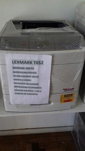 Lexmark T650 Fusor Recon