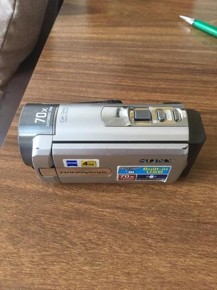 Filmadora/câmera Handycam Sony