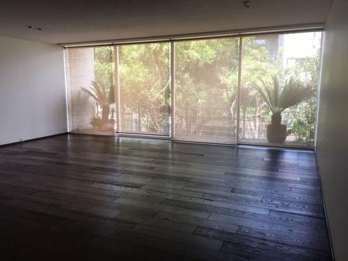 Depto Moderno 2 Niveles, Con Balcón Polanco