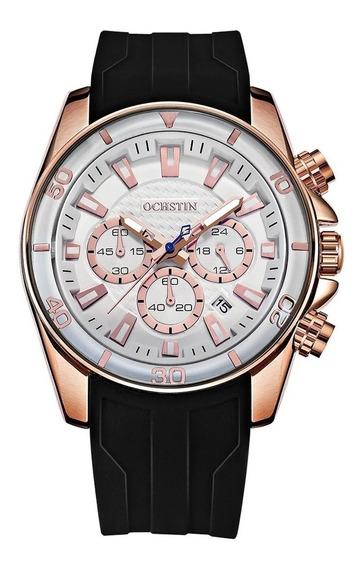 Relógio Masculino Ochstin Dourado Lançamento