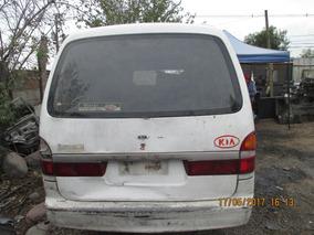 Kia Besta 2000 - 2005 En Desarme