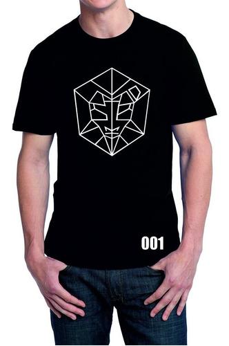 Camiseta Estampada Martin Garrix