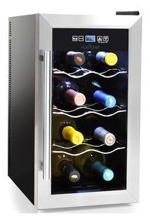 Nutrichef Vino Termoeléctrico/chiller| Beverage Bodega