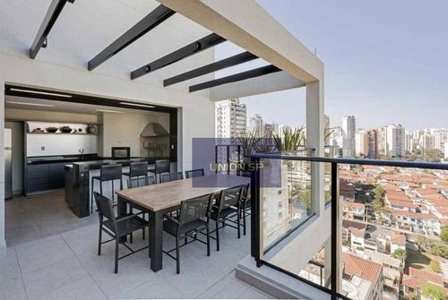 Imagem 1 de 13 de Studio À Venda, 31 M² Por R$ 542.500,00 - Jardins - São Paulo/sp - St0064